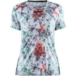 Craft Vent Mesh Løbe T-shirt Dame
