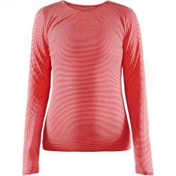 Craft Pro Dry Nanoweight Langærmet Trænings T-shirt Dame