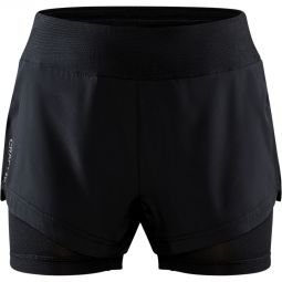 Craft ADV Essence 2in1 Træningsshorts Dame