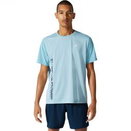 Asics Sound Mind Sound Body Løbe T-shirt Herre